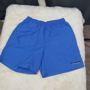 Vintage Polo sport swimming trunks